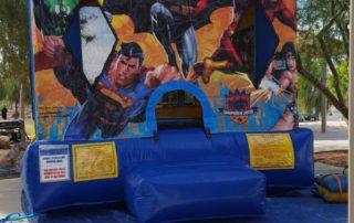 justice league bounce house las vegas