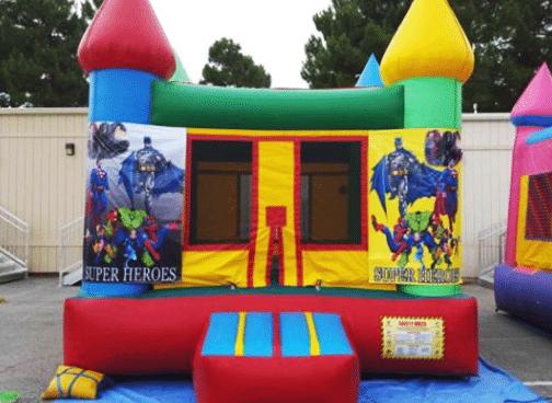 batman bounce house las vegas