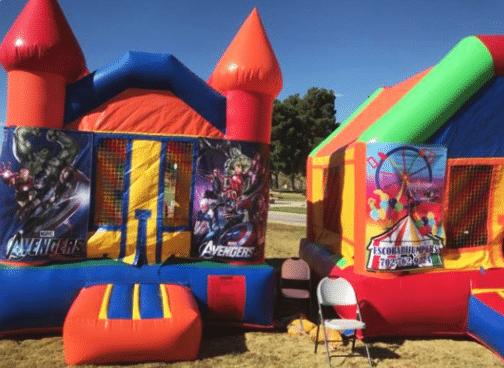 avengers bounce house las vegas